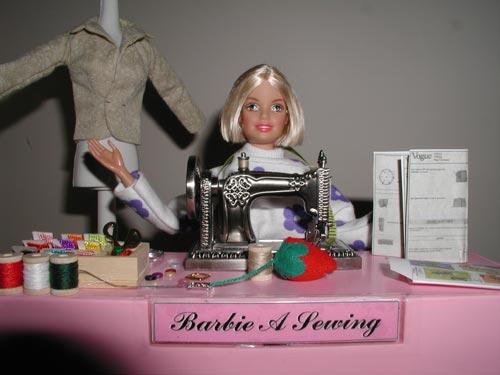 Interesantie foto stāsti / интересные фото истории BarbieAsewingpic