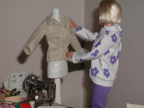 Interesantie foto stāsti / интересные фото истории Barbiepiningjacket