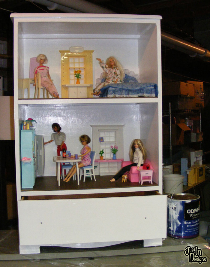 Woodguide Build Wooden Doll House Plans